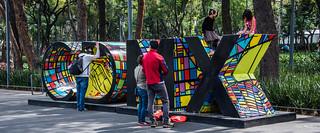 2018 - Mexico City - Parque de la Bombilla - 3 of 3