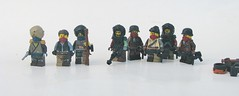 The Troops (W. Navarre) Tags: minifigure lego da3