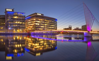 Media City Blue