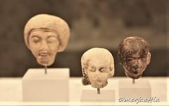 Three Amarna princesses (Merja Attia) Tags: amarnaprincesses tellelamarna amarnaperiod 18thdynasty newkingdom berlin neuesmuseum amarna amarnaart ancient egypt ancientegypt archaeology egyptology