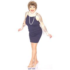 home18007 (Ann Drogyny) Tags: shoes legs heels crossdress crossdresser crossdressing cd tv tg ts transvestite transgender transsexual tranny tgirl glamour pinup mature cute sexy stockings nylons suspenders garters