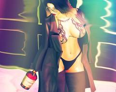 Party girls don't get hurt... Can't feel anything, when will I learn! ;/ (ᵛ Mσяgαη Ɗ'Aмσяє ᵛ) Tags: avatar avtars avi avis motivation goodbye maitreya bento pose feel feelit yesme virtual secondlife pixels