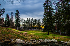 Ramapo College (Spring Please) (joohwan_k) Tags: nature new jersey college landscape spring fall winter trees grass