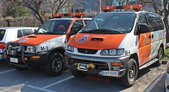 Protección Civil Zamora (emergenciases) Tags: emergencias españa proteccióncivil pc zamora vehículo coche mitsubishi nissan terrano 112 castillayleón