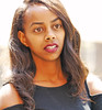 Big eyes (chrisk8800) Tags: portrait street stranger candid african youngwoman girl barcelona