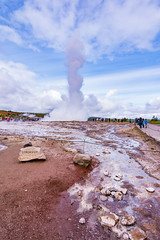 DSC_7353 (jj4925000) Tags: iceland roadtrip kerið geysir gullfoss landmannalaugar 冰島 公路旅行 火口湖 瀑布 彩色火山