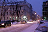 Snow in the city (elkarrde) Tags: night city cityscape snow zagreb street dusk nightscape niftyfifty winternight nikonfmount nikonafnikkor50mm118d cityatnight agfaphoto agfaphotovistaplus200 agfa agfavista200 nikonf90x f90x afd5018 croatia twop nightlights traffic snowday nikon nikkor nikkorafd50mmf18 5018 50mm camera:brand=nikon camera:model=f90x camera:model=n90s nikonn90s n90s camera:type=slr camera:format=135 camera:mount=f camera:mount=faf lens:brand=nikon lens:brand=nikkor lens:model=nikonafnikkor50mm118d lens:model=nikkorafd50mmf18 lens:mount=f lens:mount=faf lens:format=135 lens:focallength=50mm lens:maxaperture=18 film:brand=agfaphoto film:model=vistaplus200 film:format=135 film:process=c41 film:basesensitivity=200asa plustek opticfilm plustekopticfilm8100 vuescan film analogue analog filmisnotdead filmisalive filmislife scanner:brand=plustek scanner:model=opticfilm8100 exposure:aperture=25 exposure:sensitivity=200 exposure:speed=130 purple purplesky trafficlights architecture location:city=zagreb location:country=croatia