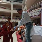 MASTER IN YOGA OF SGIS AWARD ~ 2017-18  -  Junior