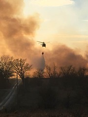 Kansas National Guard (The National Guard) Tags: kansas ks ksng black hawk helicopters firefighting effort firefighter fire wild wildfire water drop bambi bucket smoke uh60 ng nationalguard national guard guardsman guardsmen soldier soldiers us army united states america usa military troops 2018