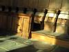 [Light & shadow] (pienw) Tags: amsterdam oudekerk oldchurch choirstall carvings proverbs misericords oldwood oak shadow light