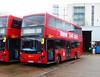 GAL MHV30 - BV66VKW - PM PECKHAM BUS GARAGE - THUR 15TH MAR 2018 (Bexleybus) Tags: goahead go ahead london pm peckham bus garage blackpool road mcv evoseti mhv30 bv66vkw