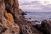 rounding the point (glasnevinz) Tags: newzealand wellington breakerbay pointdorset rocks sea