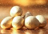 Once Upon a Time (haberlea) Tags: home galaxy chocolate minieggs gold golden fairytale thegoosethatlaidgoldeneggs aesop macromondays onceuponatime macro food