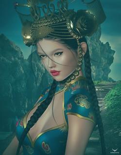 Yeri~Oriental Beauty