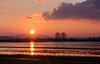 IMG_3728-1 (Andre56154) Tags: albanien albania abend dämmerung sonnenuntergang sunset landschaft landscape sky wolke cloud water sonne sun