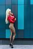 Aviapolis pantyhose (DZ-fotografia (8.3 Million views, Thx!)) Tags: pantyhose tights hosiery black satin blouse long blonde hair stilettos heels