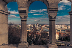 Budapest (Vagelis Pikoulas) Tags: budapest buda pest hungary europe travel holidays tokina 1628mm landscape city cityscape view canon 6d parliament danube civilization architecture urban