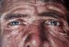 i'am watching you (Heidi St.) Tags: augen augenbraue eye face gemälde gesicht graffiti künstler mainz mainzkastel mann meetingofstyles theodorheussbrücke wandbemalung