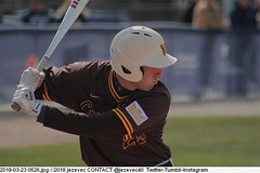 2018-03-23 0526 Baseball Valparaiso Crusaders  @ Butler University Bulldogs (Badger 23 / jezevec) Tags: 2018 20180323 valpo valparaiso crusaders butler butleruniversity honkbal baseball basebal béisbol hornabóltur pesapall bejzbal beisbuols bejsbol beysbol bejzbol besbol bezbòl beisbols beisbolas college university collegiate collège hochschule collegio università faculdade universidade colegio kollec kolej universiteit kolledž kolehiyo kollegio athlete athletics player game sports спорты спорт esporte spor sportovní olahraga laro urheilu sporter athlétisme leichtathletik atletismo atletika atletik atletiek palakasan yleisurheilu lúthchleasaíocht atletica atlētika friidrett atletyka riadha photo picture image