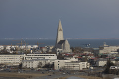 Reykjavik (Explore Mar-25-2018) (José M. Arboleda) Tags: panorámica ciudad paisaje montaña mar volcán nieve agua reykjavik iceland eos markiv josémarboledac ef70200mmf4lisusm canon 5d