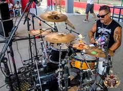 Barulho S/A - Ressaca do Palco do Rock 2018 (Against The Media) Tags: fotos do show da banda barulho sa ressaca palco rock 2018 concha acústica roger batera