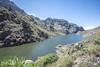 Presa Caidero de las niñas (M. Ángeles Cuenca) Tags: agua water presa paisaje gran canaria barranco de la aldea