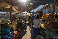 Toliara produce market, Madagascar (NettyA) Tags: 2017 africa madagascar markets people produce selling travel women toliara town food malagasy tulear
