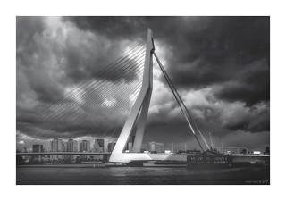 Rotterdam - Erasmusbrug II