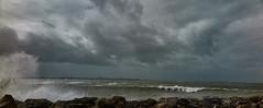 jlvill  095  Temporal (Bahia de Cadiz) (jlvill) Tags: tormentas temporales borrascas bahia mar rompeolas 1001nights