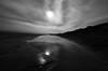 Black and white sunset (MKREALITY) Tags: sunset blackandwhite landscape beach reflection england bournemouth coast sea cloud depth perspective youtube youtuber vlog vlogger travel explore adventure