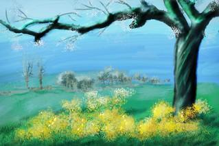 Daffodil Tree