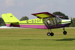 G-BZGF (GH@BHD) Tags: gbzgf rans s6 s6es ranss6es coyote coyoteii microlight laa laarally laarally2017 sywellairfield sywell aircraft aviation