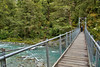 River crossing - New Zealand (Tatters ✾) Tags: newzealand creek bridge rivercrossing crossing river