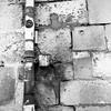 message (leofg37) Tags: la rochelle larochelle blackandwhite black white noiretblanc noir et blanc rolleiflex photographie street streetphotography ruelle rue carré ilford ilforddelta400 120mm 6x6