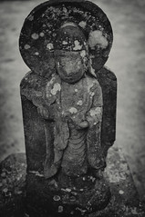 (小川 Ogawasan) Tags: 石仏 japan japon kamakura sekibutsu sculpture art religion buddha statue 倉駅 鎌倉 engakuji 円覚寺 nyoian 如意庵