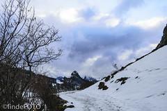 Valle del lago (findefoto) Tags: d5300 nikon fotografia viajes asturias somiedo valle lago montaña nieve