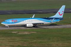 TUIFly Belgium / B738 / OO-TUK / LFRS (_Wouter Cooremans) Tags: nte nantes lfrs spotting spotter avgeek atlantique aviation airplanespotting tuifly belgium b738 ootuk tuiflybelgium jaf jetairfly