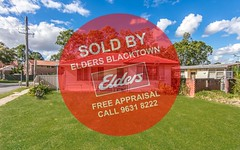 100 Pendant Avenue, Blacktown NSW