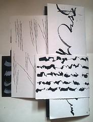 Calligraphie. Rythmes & Gestuelles (4).