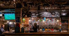 Writing The Beer Menu - Temple Brew House Pub (London) Panasonic LX100 (1 of 1) (markdbaynham) Tags: london londonist capital capitalcity urban metropolis highiso uk gb city panasonic panasoniclumix lumixer lumix lx100 dmclx100 panasoniclx100 fixedlens fixedzoom compact pub drink