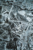 Sharp Shards Drive (giantmike) Tags: cold driveway ground ice shards sharp water winter