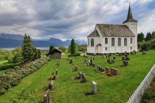 Hardanger church