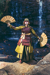 SP_55186-3 (Patcave) Tags: kyoshi warrior avatar last airbender 2016 atlanta life college cosplay cosplayer cosplayers costume costumers costumes shot comics comic book movie fantasy film canon 5d3 sigma 85mm f14 lens