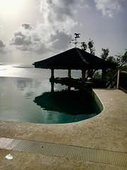Infinity - Bequia (verplanck) Tags: architecture thegrenadines afternoon vanishing swimmingpool bequia