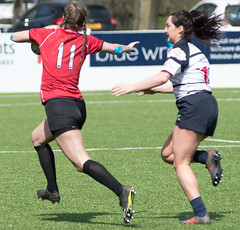 Preston Grasshoppers Ladies - Lancaster Uni Ladies April 21, 2018 28928.jpg (Mick Craig) Tags: action hoppers fulwood upthehoppers rugby preston 4g lancasteruni lancashire union agp prestongrasshoppers ladies lightfootgreen rugger uk sports