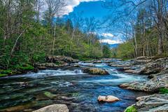 Little Pigeon River (John C. House) Tags: everydaymiracles nik littlepigeonriver nikon hdr aurora motion smokies mountains tennessee water luminar d810 nationalpark johnchouse