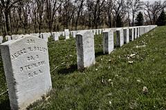 9th Tenn. Cavalry (I. M. Pist) Tags: illinois civil war graves cemetery dixie pow