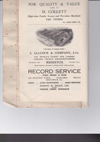 1934: Jan Programme 6
