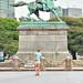 Statue of  Duke Masashige Kusunoki / 楠正�公�