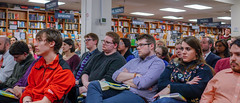 2018.03.20 Sarah McBride and Rep Joe Kennedy, Politics and Prose, Washington, DC USA 4118